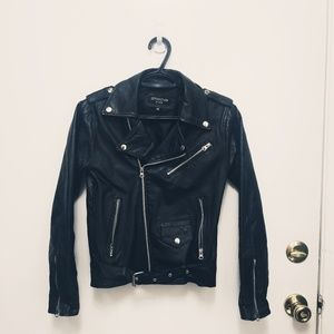 Brand new women biker jacket